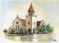 History of Saint Andrew's Episcopal Church