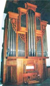 The Organ: C. B. Fisk, Opus 105 (1994)